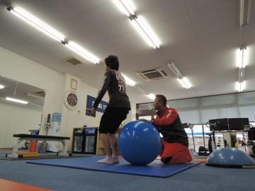 リハビリトレーニング