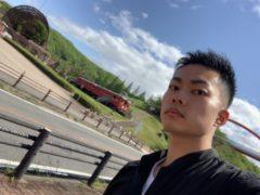 鞍ヶ池公園へ by石田