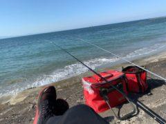 海釣りに行ってきました by石田