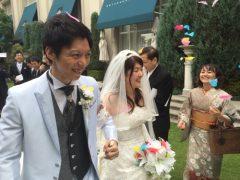 結婚おめでとう~  okamoto