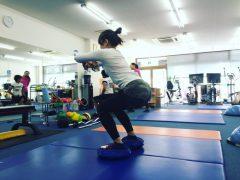 トレーニング再開 okamoto