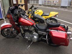 バイク通勤 by okamoto