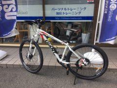 お客様と自転車ツーリング okamoto