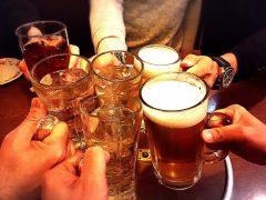 スタッフ忘年会「石田トレーナー初めてお酒を飲む」の巻  okamoto