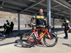 ロードバイク3時間耐久レース  okamoto