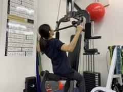 背中トレーニング byアツミ