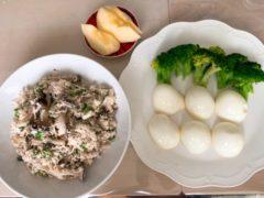 減量末期の食事 by石田