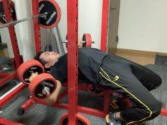 痛みがあってもトレーニング by石田
