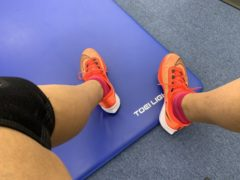 膝の負担の軽減の為の減量60日目   okamoto