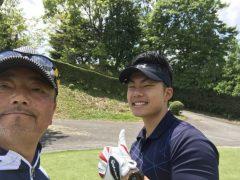 ゴルフコンペ  okamoto