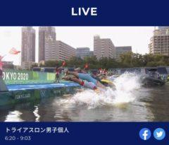 オリンピックは面白いね  okamoto