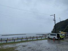 雨に降られても欠かさず  okamoto