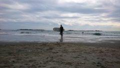 久しぶりのサーフィン  okamoto