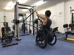 パラリンピック強化選手  okamoto
