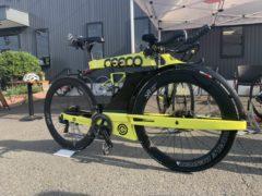 TTバイクの試乗会へ と スタジオサーキット