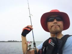 矢作川へ、魚を求めて by 岡本
