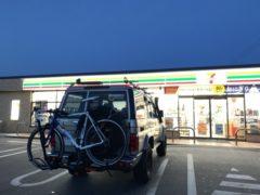 初ロードバイクレース  okamoto