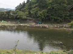 香嵐渓BBQ 長良川トライスロン決起大会 okamoto