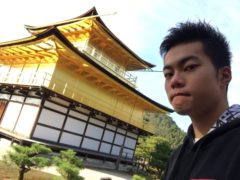 京都旅行へ by石田