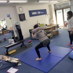 産後トレーニング byヒロコ