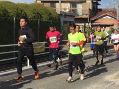 安城シティマラソン by石田