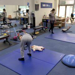 産後ママトレーニング  by ヒロコ