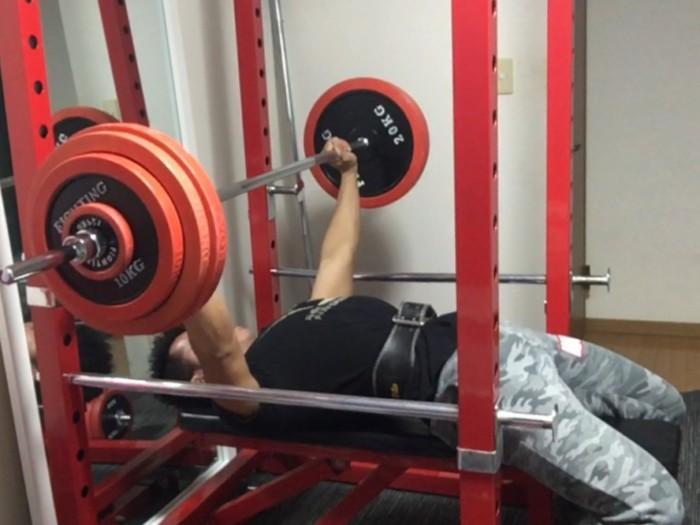 デッド リフト 100kg