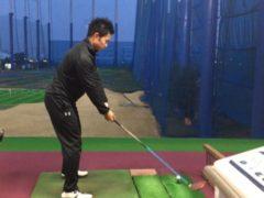パラディオゴルフクラブへ by石田