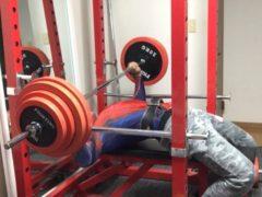 今後のトレーニング目標 by石田