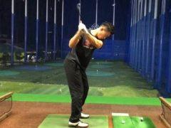 週末はゴルフと筋トレ by石田