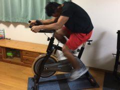 朝トレーニング始めました by石田