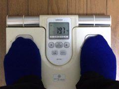 減量1ヶ月経過 by石田